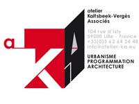 Logo Atelier Architecture A-AKA