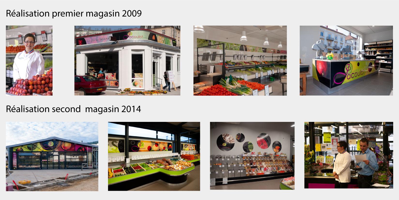 Photos témoignages pour Alicium  -La boutique